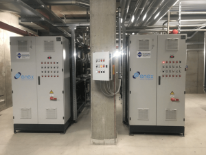 CO2 Twin Energy Chiller System